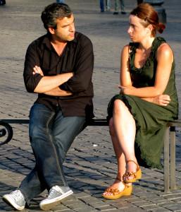 Divorce Argument