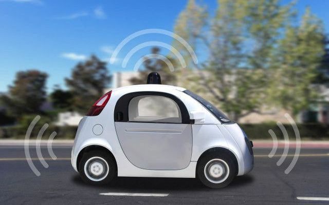 UK Hopes for Driverless Cars by 2021