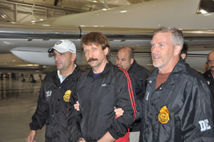 United States DEA-Extradition of Viktor Bout from Thailand