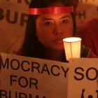 BurmaDemocracyProtester_shutterstock_6886147