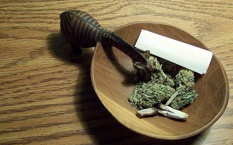 State vs Federal Law in Cali Marijuana Case