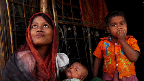 Rohingya Refugees Face Deportation