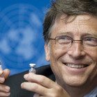 """Press Conference - Margaret Chan & Bill Gates"" by UN Geneva is licensed under CC BY-NC-ND 2.0"