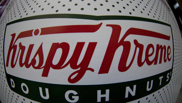 """Fisheye Krispy Kreme box"" by Jeff is licensed under CC BY-NC-SA 2.0"
