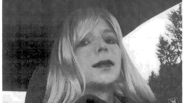 """retouching Chelsea Manning's Makeup"" by Mathew Lippincott is licensed under CC BY 2.0"