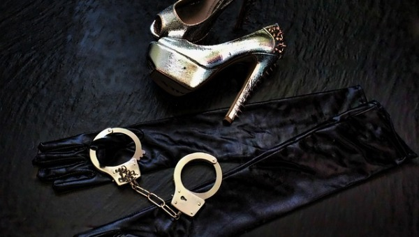 High Heels and Handcuffs