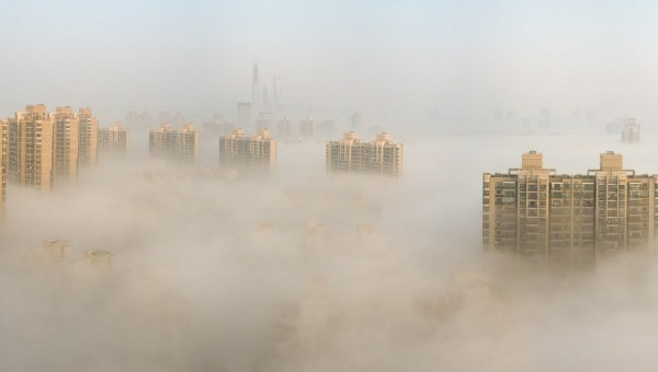 """""""City in Pollution"""" by leniners is licensed under CC BY-NC 2.0"""