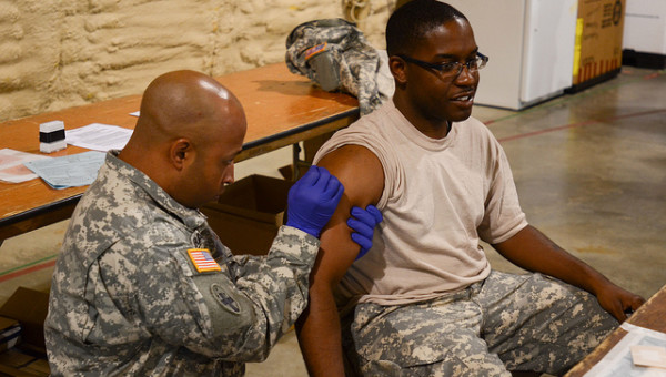 Image Credit: Army Medicine (Flickr)