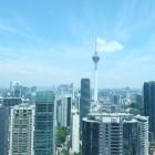 Scenery Landmark Kuala Lumpur Skyline Malaysia